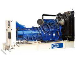 Дизельный генератор Wilson P500-1 (400 кВт)