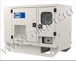 Дизельный генератор Wilson P22-6 CAL в шумозащитном кожухе