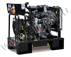 Дизельный генератор Yanmar YH170DTLA (DTLS) мощностью 11 кВт