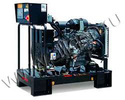 Дизельный генератор Yanmar YH220DTLA (DTLS) мощностью 15 кВт
