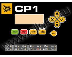 Панель управления JCB CP1