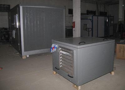 Стандартный миниконтейнер для генератора