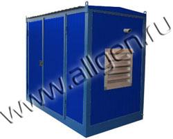 Дизельный генератор CGM CGM 30DZa  мощностью 33 кВА (26 кВт) в контейнере