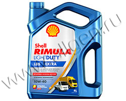 Моторное масло Shell Rimula LD5 Extra 10W-40
