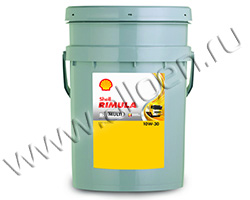 Моторное масло Shell Rimula R4 MULTI 10W-30