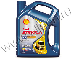 Моторное масло Shell Rimula R5 LE 10W-30