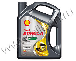 Моторное масло Shell Rimula R6 LM 10W-40