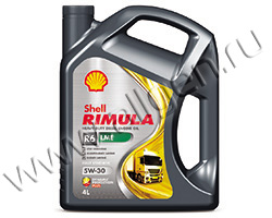 Моторное масло Shell Rimula R6 LME 5W-30
