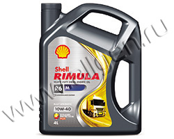 Моторное масло Shell Rimula R6 M 10W-40