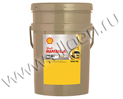 Моторное масло Shell Rimula R6 MS 10W-40