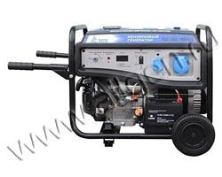 Бензиновый генератор ТСС TSS SGG 7500ЕН3