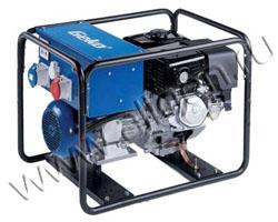 Портативный генератор Geko 6400 ED-AА/HEBA мощностью 5.5 кВт)