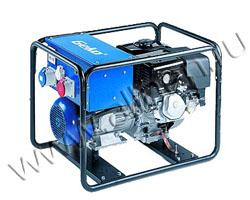 Портативный генератор Geko 6400 ED-A/HEBA мощностью 5.5 кВт)