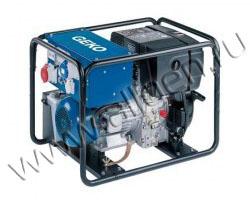 Портативный генератор Geko 7401 ED -AА/HHBA мощностью 6.4 кВт)
