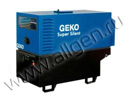 Портативный генератор Geko 7810 ED-S/ZEDA SS мощностью 6 кВт)