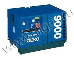 Портативный генератор Geko 9000 ED-AA/SEBA SS мощностью 9 кВт)