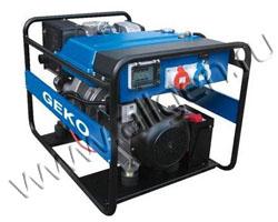 Портативный дизельный генератор Geko 10 010 E-S/ZEDA мощностью 7.6 кВт