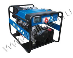 Портативный генератор Geko 10 010 ED-S/ZEDA мощностью 9.1 кВт)