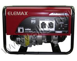 Бензиновый генератор Elemax SH 4600EX-R