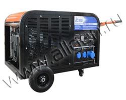 Бензиновый генератор ТСС SGG 8000