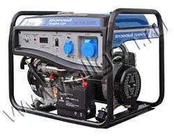 Бензиновый генератор ТСС TSS SGG 7500Е