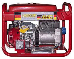 Бензиновый генератор AMG H 6000E