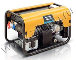 Портативный генератор Atlas Copco QEP R7 мощностью 5.52 кВт)
