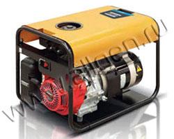 Портативный генератор Atlas Copco QEP7 мощностью 5.52 кВт)