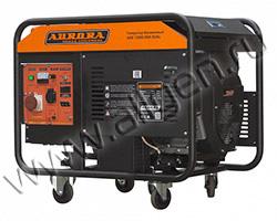 Генератор Aurora AGE 12500 DSX DUAL