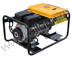 Дизельный генератор AYERBE AY6500LE (5.2 кВт)