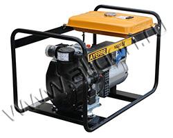 Дизельный генератор AYERBE AY6500TLE мощностью 5.2 кВт