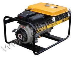 Дизельный генератор AYERBE AY6500TY (5.2 кВт)