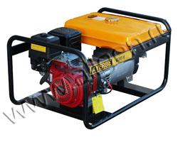 Портативный генератор AYERBE AY8000H мощностью 6.4 кВт)