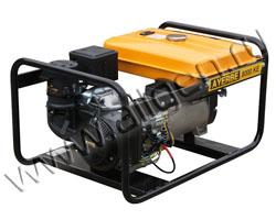 Портативный генератор AYERBE AY8000KE мощностью 6.4 кВт)