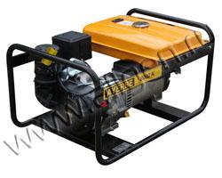 Портативный генератор AYERBE AY8000K мощностью 6.4 кВт)