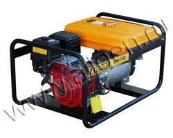 Портативный генератор AYERBE AY8000THE мощностью 6.4 кВт)