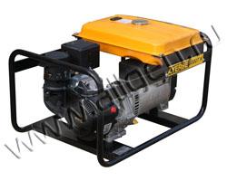 Портативный генератор AYERBE AY8000TK мощностью 6.4 кВт)