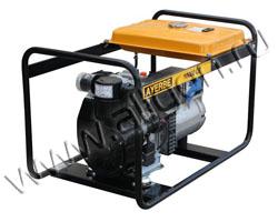 Портативный дизельный генератор AYERBE AY10000LE мощностью 8 кВт