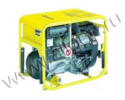 Портативный генератор Eisemann BSKA 6.5 мощностью 5.7 кВт)