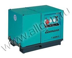 Бензиновый генератор Eisemann T 6600 E BLC (5.2 кВт)