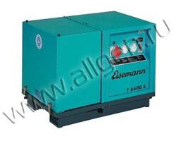 Бензиновый генератор Eisemann T 6600 E мощностью 5.2 кВт