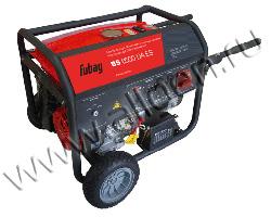 Бензиновый генератор Fubag BS 6600 DA ES (6 кВт)