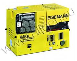 Портативный генератор Eisemann BSKA 9,5 E-SS DBS мощностью 8.9 кВт)