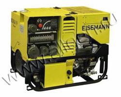 Портативный генератор Eisemann BSKA 6,5 E-S DBS мощностью 6.1 кВт)