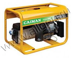 Портативный генератор Caiman Explorer 6510XL27 мощностью 6.4 кВт)