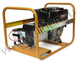 Портативный генератор Caiman L100 DE мощностью 6.5 кВт)