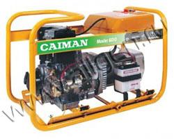 Портативный дизельный генератор Caiman MASTER 6010DXL15 DEMC мощностью 5.15 кВт
