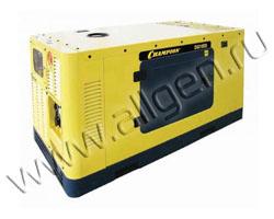 Портативный генератор Champion DG6501ES мощностью 5.5 кВт)