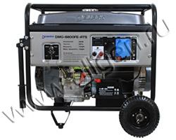Бензиновый генератор DeMark DMG 8800FE ATS