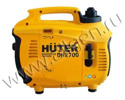 Портативный бензиновый генератор Huter DN2700i мощностью 2.7 кВт